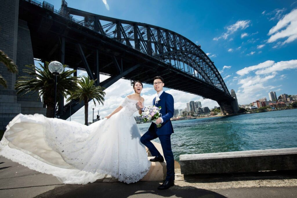 Wedding Videographer Killarney Heights