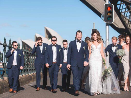 Wedding Videographer Fairlight