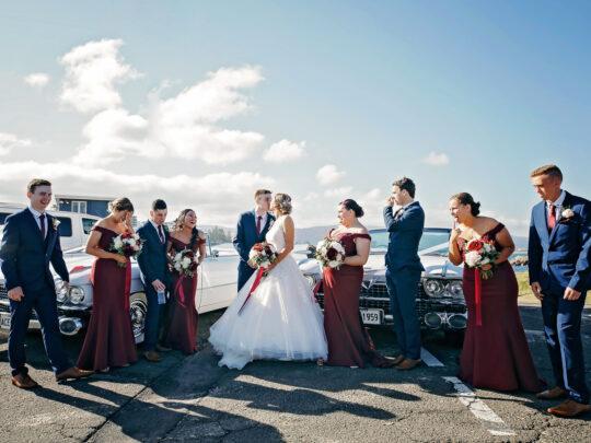 Wedding Videographer Mount Irvine