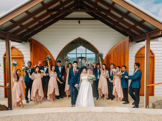 Wedding Videographer Glenbrook